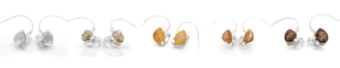 64 Audio Custom Earphones