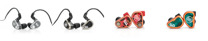 64 Audio Universal Earphones