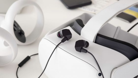final vr3000 gaming earphones